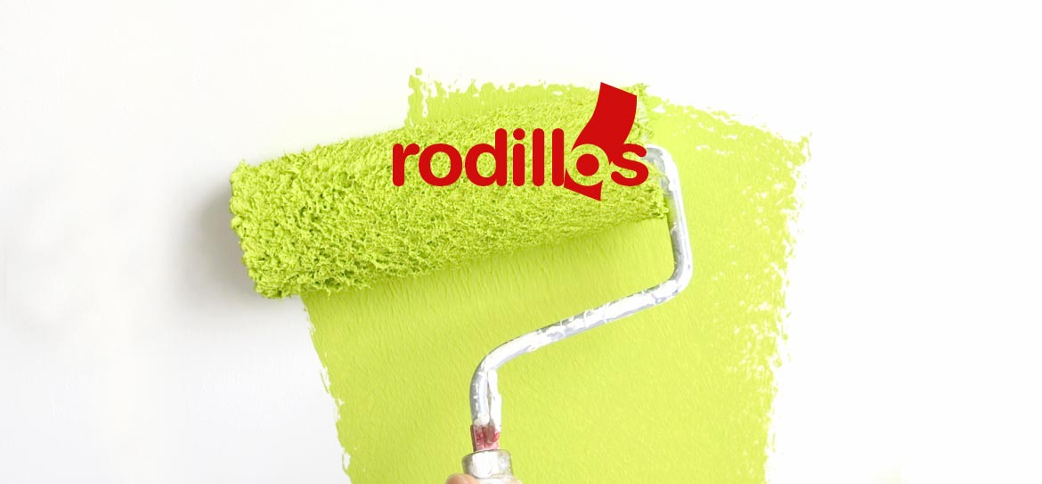 painter painting roller