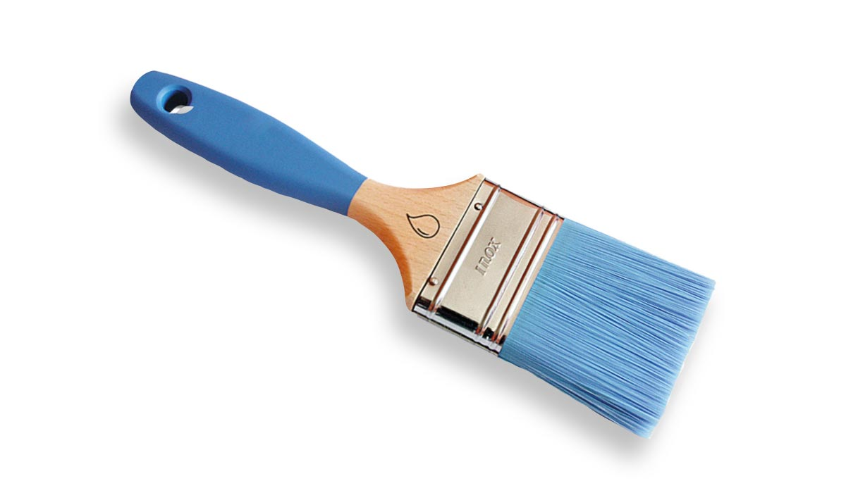 paletina triple max azul paint brush