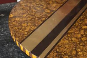 Barnizar un mueble con brocha