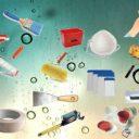 ferramentas básicas para a pintura